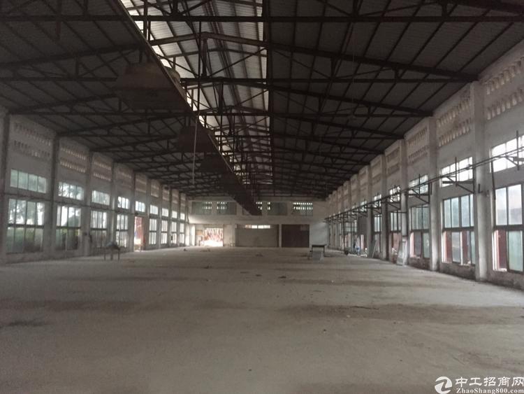 长安镇沿江高速附近新出原房东单一层独院2400平米厂房出租-图4