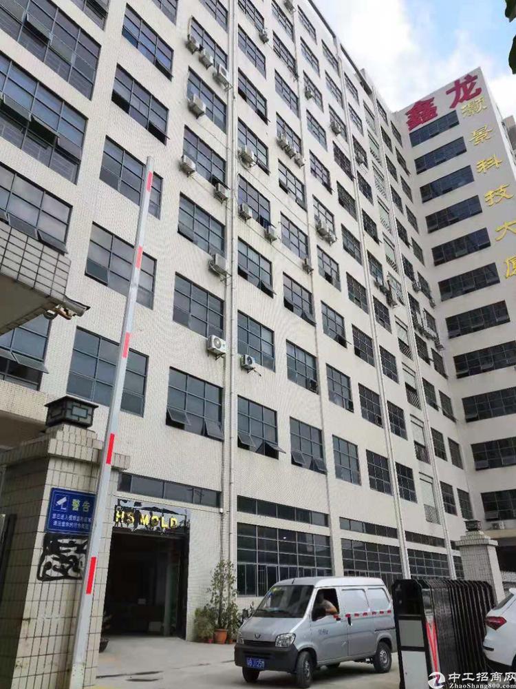 李松蓈1680平米原房东厂房出租