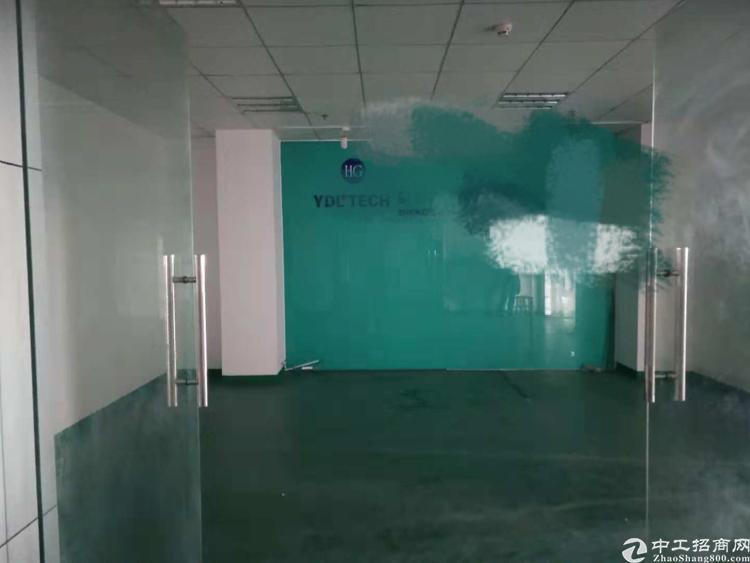 沙井大王山1-2楼3600平米厂房出租