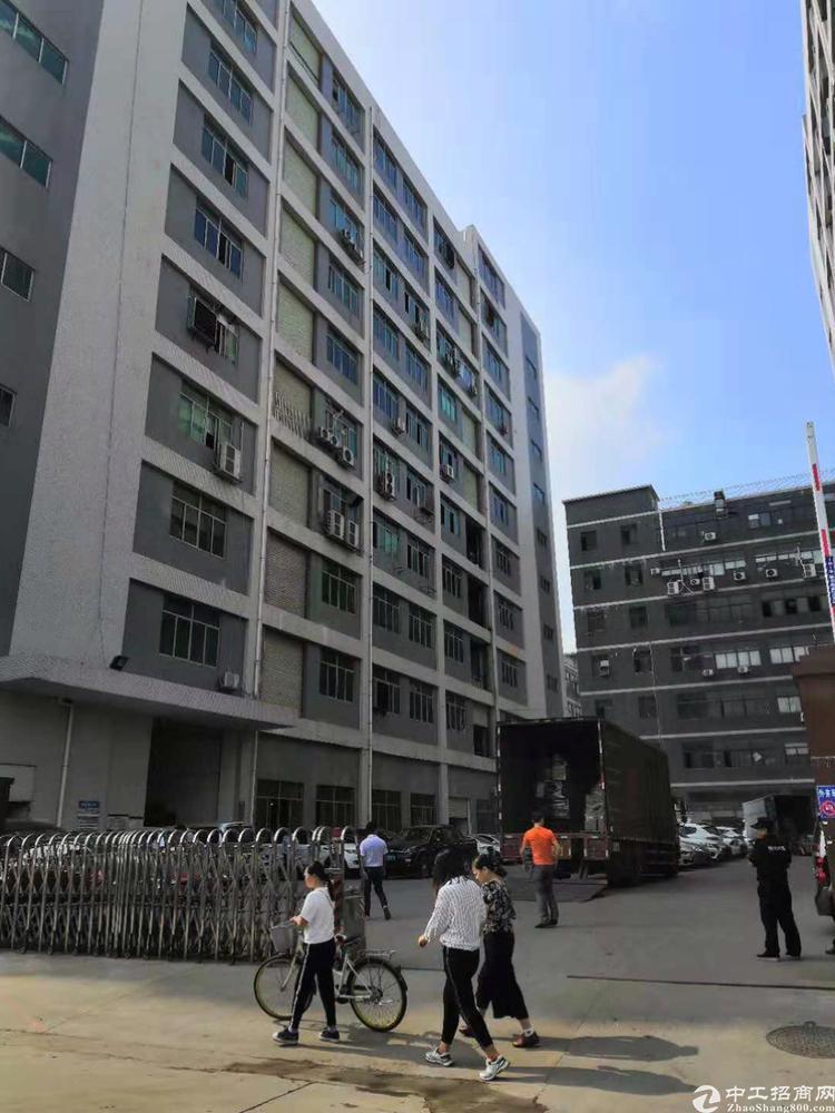 西田2楼1350平米可以办环评厂房