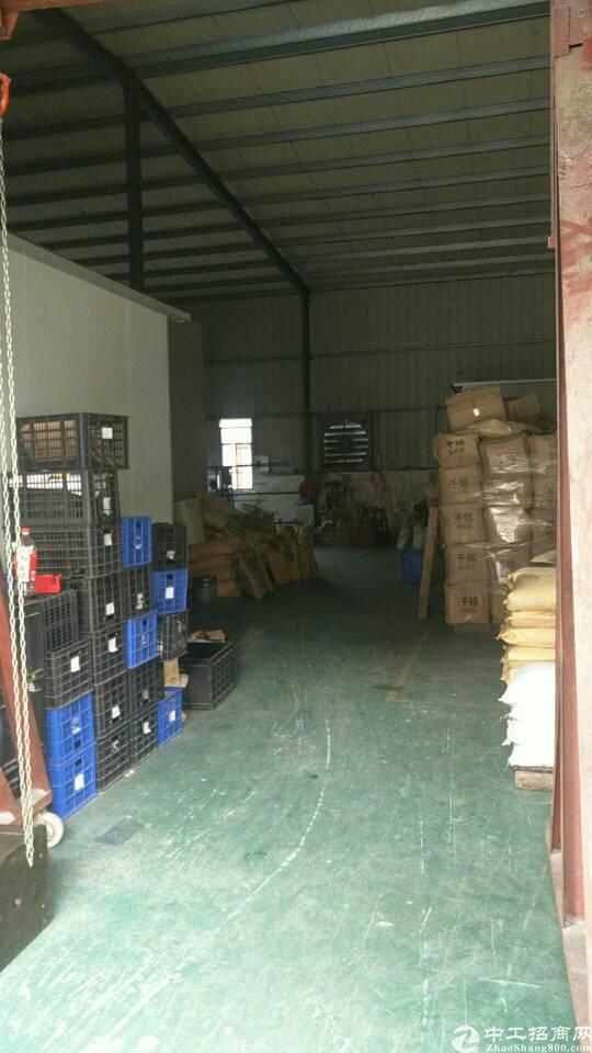 企石镇单一层厂房出租做仓库300平方