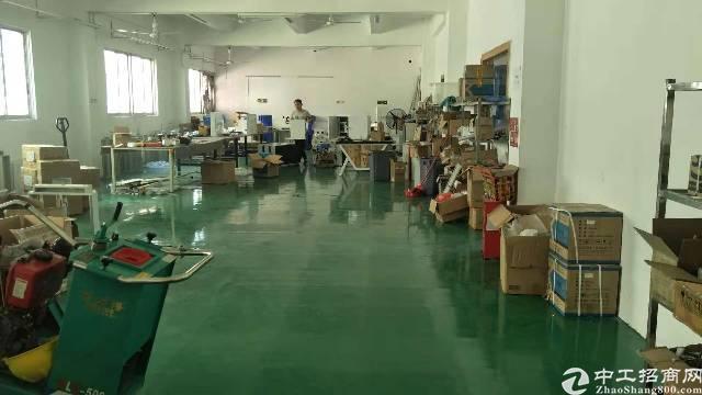 平湖辅城坳工业区新出二楼800平方带装修厂房招租-图8