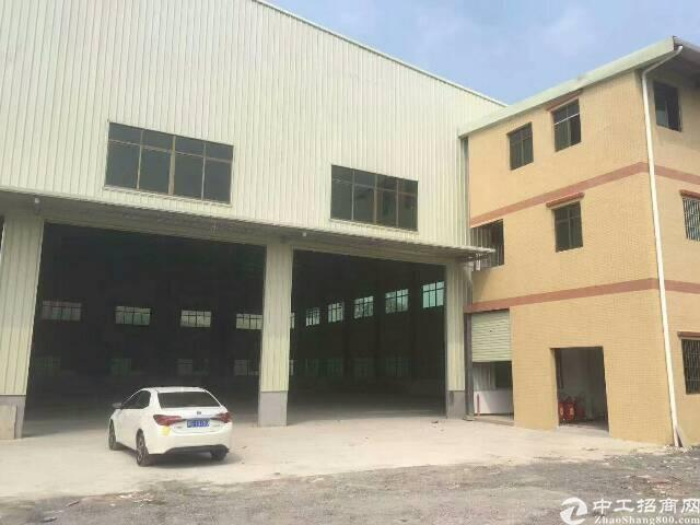博罗县龙溪镇原房东厂房招租