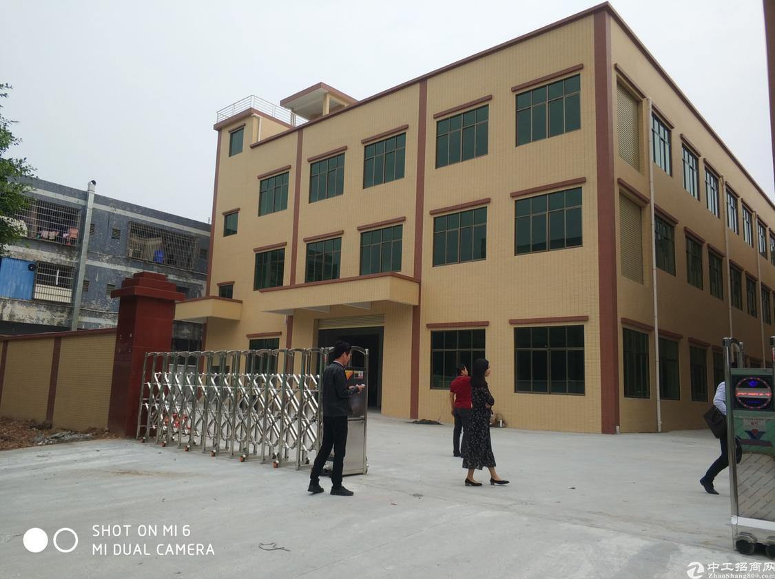 石碣原房东独门独院厂房+宿舍共5000平米,价格13元