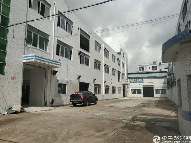 沙三帝堂路边路边独院厂房三层3600平方出租
