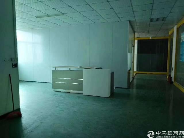 楼上装修厂房无转让费930平米招租