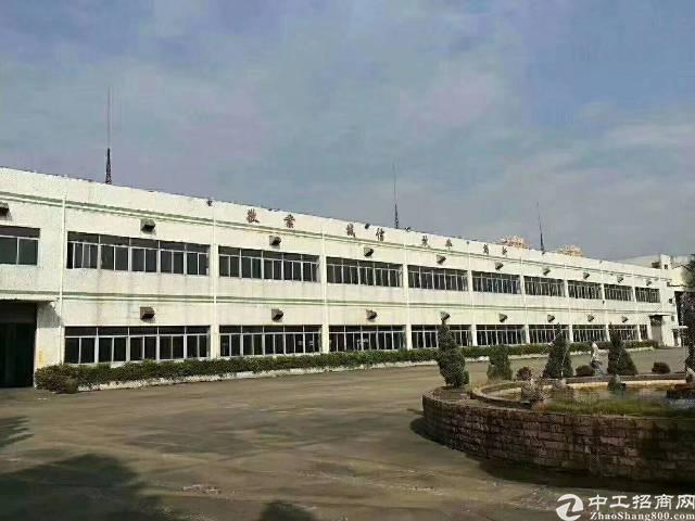 公明南光高速独门独院红本工业园招租厂房两层22000平米