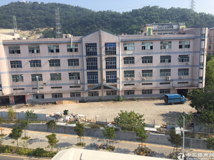 西乡客运站附近独门独院标准厂房1300平大小可分租