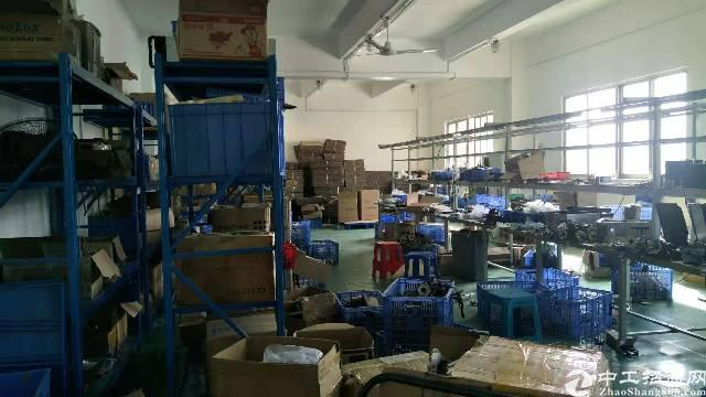平湖辅城坳工业区新出二楼800平方带装修厂房招租-图5