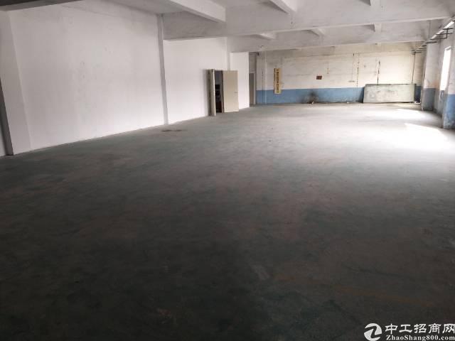 松岗红星楼上精装修小面积厂房400㎡-图4