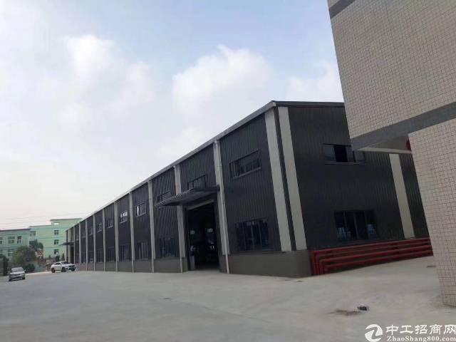 新出单一层滴水8米高带消防喷淋工业用地厂房3125平方急租