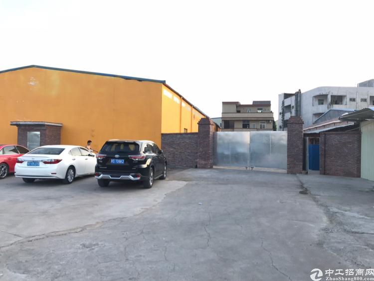 惠州市仲恺高新区沥林6500平方钢结构