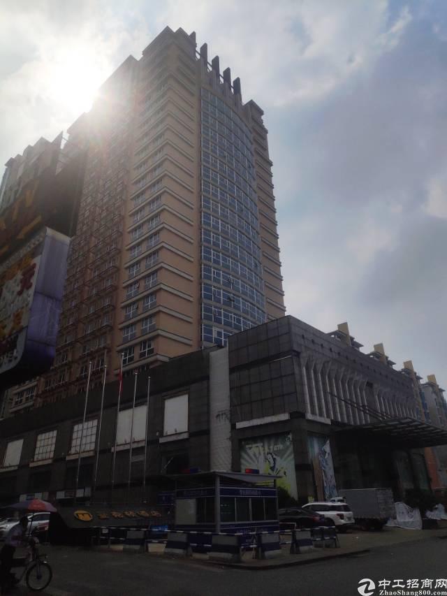 常平市中心高级商务写字楼招租
