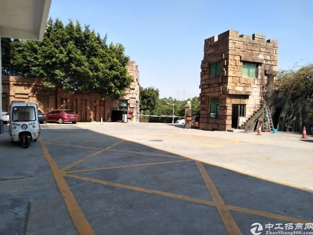 石岩料坑带精装修厂房招租-图7