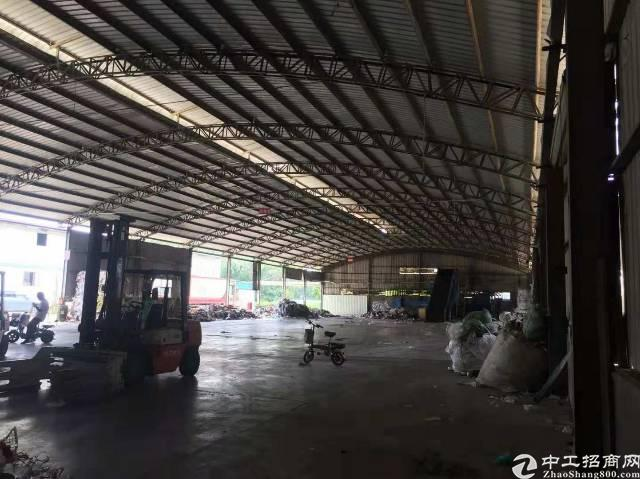 观澜环观南路边上独院钢构可做物流仓库