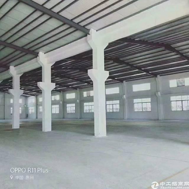 龙岗坪地独院6.5米高钢构厂房6000平米
