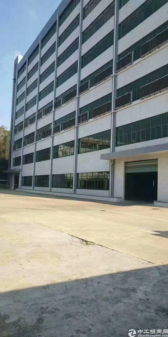 平湖清平富安高速口旁厂房仓库4000平方米招租