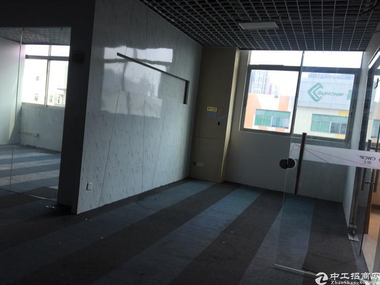 出租福永大洋田精装修厂房,免费注册,带红本248平方