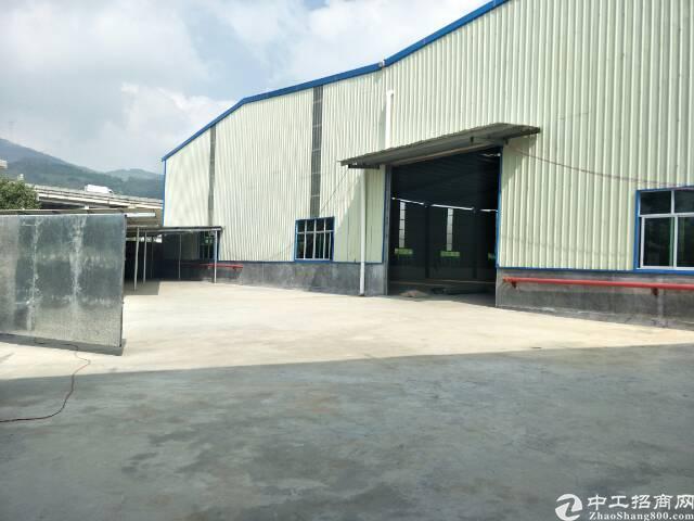 东莞市企石钢构厂房3500平米出售