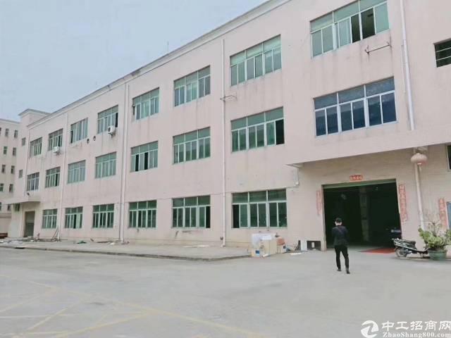 平湖世纪工业园三楼1500厂房招租