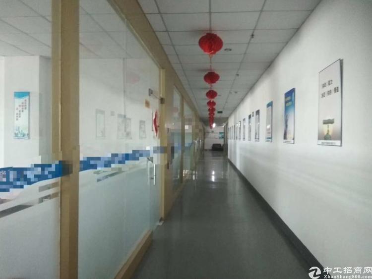 松岗义乌附近原房东厂房豪装出租2000平米无公摊低价免转费-图8