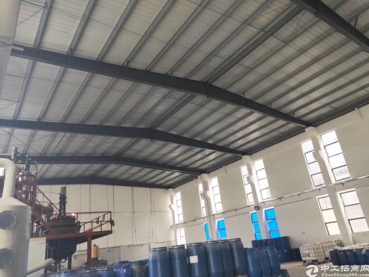 惠州博罗九成新滴水9米钢结构厂房5000平方
