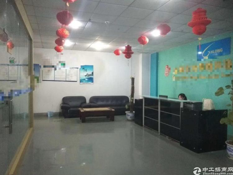 松岗义乌附近原房东厂房豪装出租2000平米无公摊低价免转费-图2