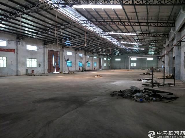 东莞市西部化工铁皮房3000平米出售