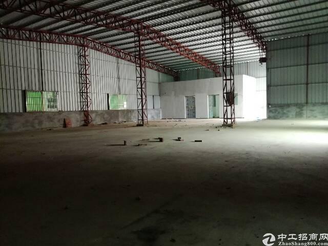 惠州湖镇新出仓库小加了厂房附近无居民可分租两个独栋