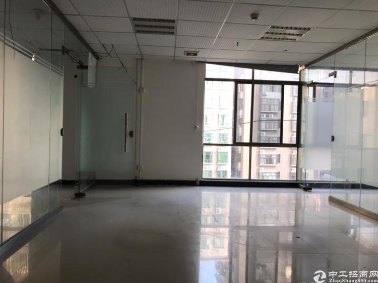 坪洲地铁口63平精装办公楼,65元拎包入住