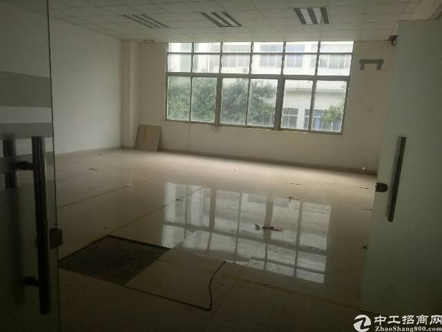 沙井沙三楼上整层1680平 精装修 厂房出租 可分租-图2