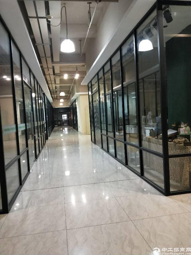 宝安区西乡地铁口精装写字楼出租1800元