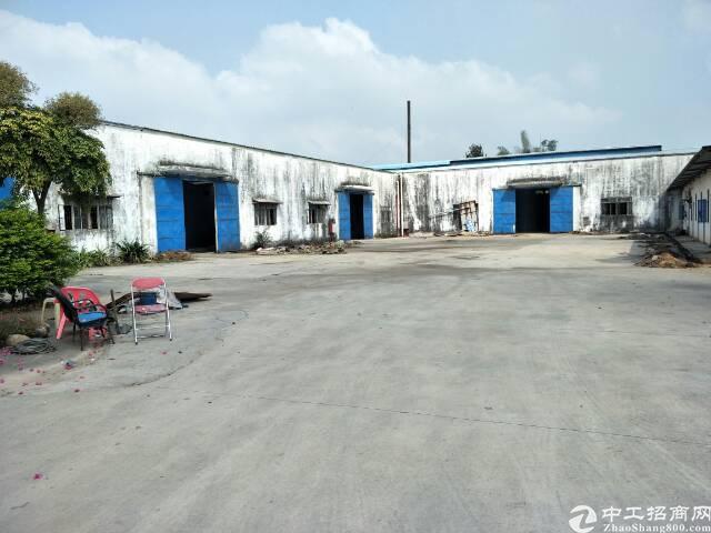 东莞市茶山单一层厂房3700平米出售