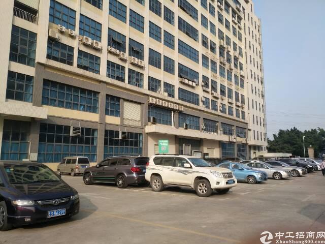 高新产业园楼上2500平方带装修厂房招租