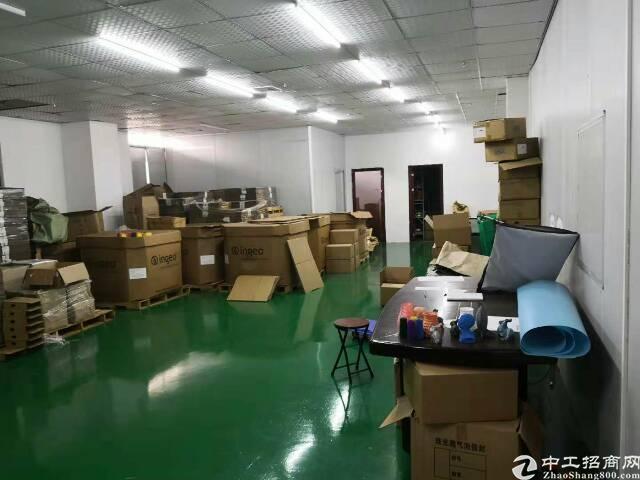松岗松福大道边新出楼上小面积厂房650平-图6
