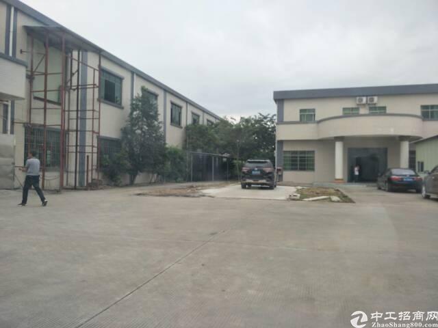东莞市中部工业区标准厂房3000平米出售