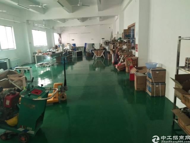 平湖原房东独院厂房可分租800平方米