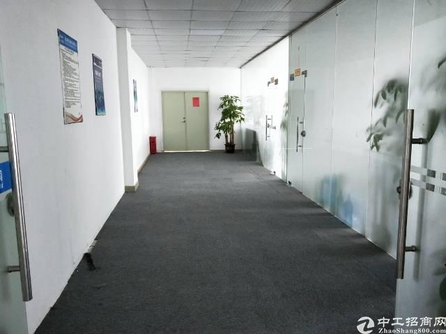 龙华龙胜地铁站附近二楼1030平方,精装修