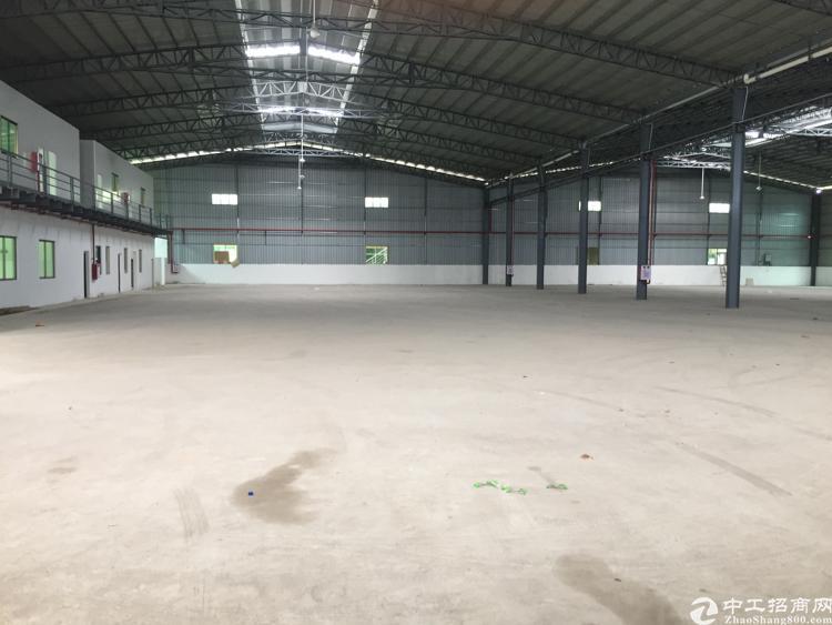 万江区全新钢构9米单一层可分租