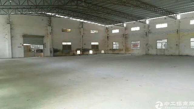 龙溪镇新空出钢结构厂房仓库1880出租