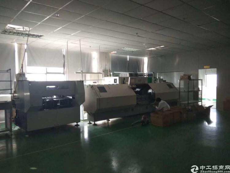 松岗义乌附近原房东厂房豪装出租2000平米无公摊低价免转费-图4