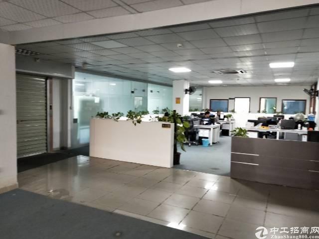 平湖富民工业区新出二楼厂房1700平带豪华精装修-图5