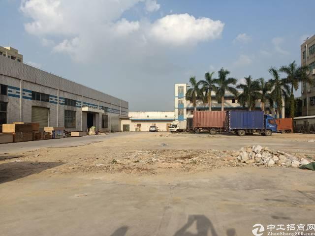 深圳石岩料坑成熟工业园