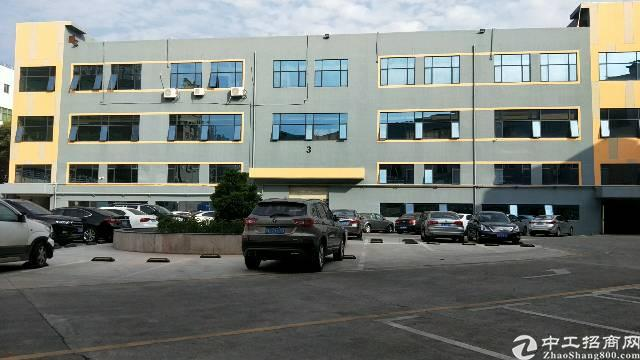 沙井南浦路大型工业园一楼6米高1800平方厂房出租-图2