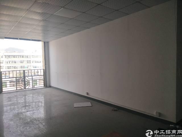 沙井107国道边新出楼上1300平米一整层厂房出租-图3