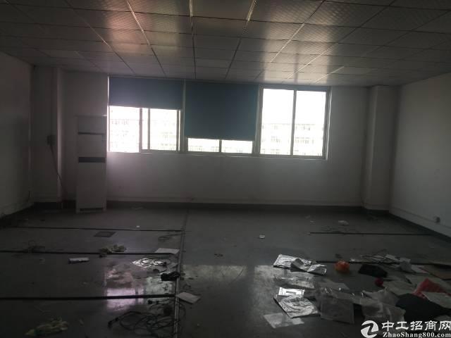 沙井107国道边新出楼上1300平米一整层厂房出租-图5