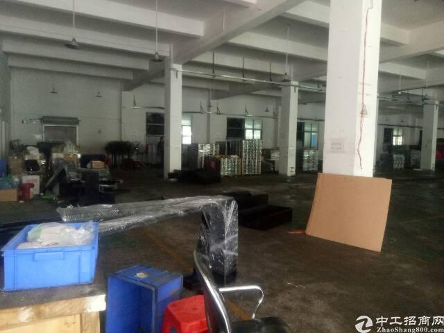 平湖新出一楼1550平标准厂房公摊小面积实在-图6