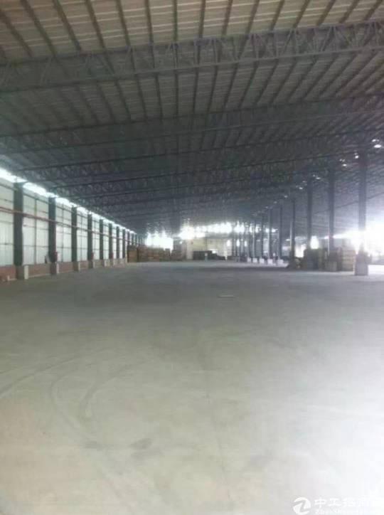 东莞市南城区新出4850平米钢结构仓库