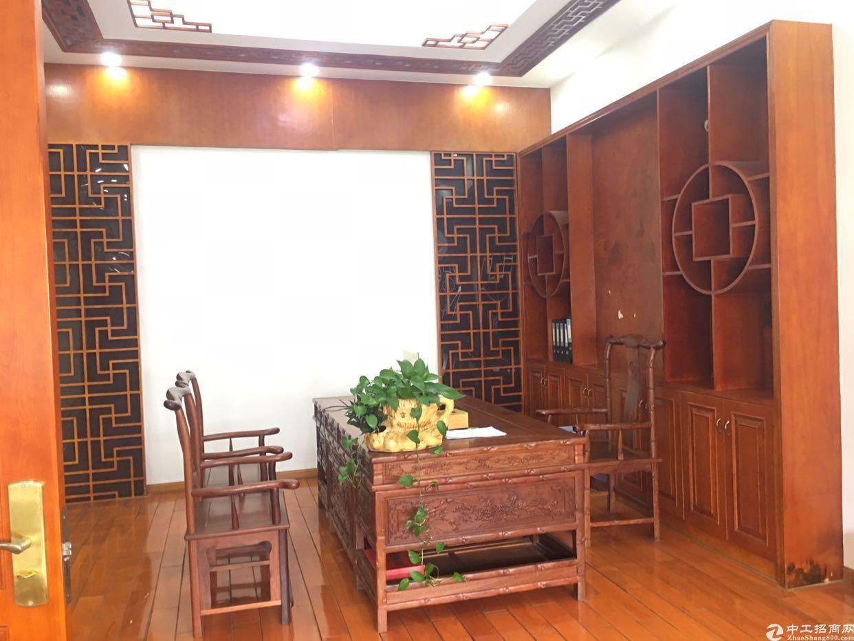 坂田杨美地铁站精装修办公室288平方低价出租