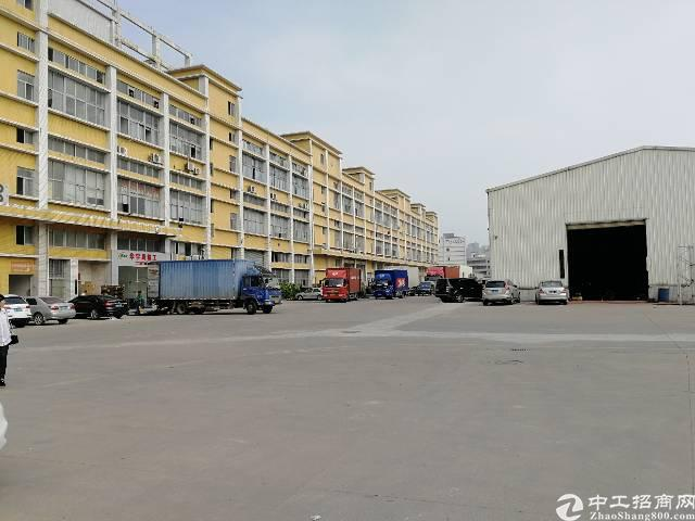 公明镇北环路旁楼上6米高重工业厂房1700平米即将空出-图2